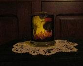 Devil's Weed Candleholder