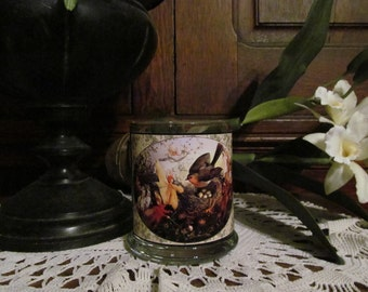 Faerie Art 3 Candleholder