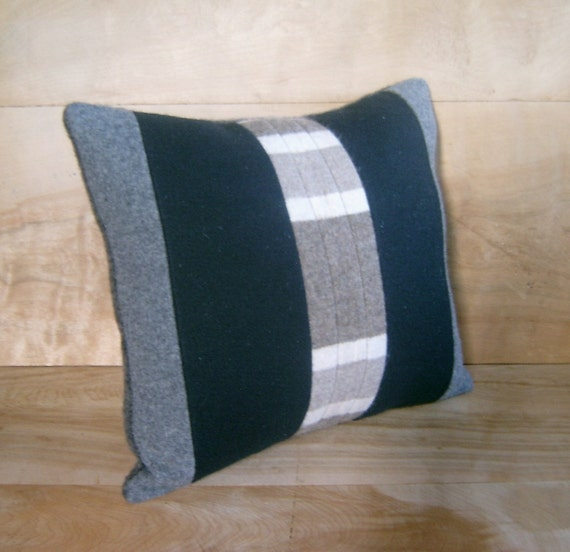 SALE - Pendleton Wool Pillow, 11x12