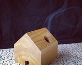Cedar incense cabin