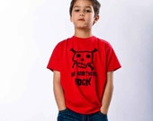 Big Brothers Rock T-Shirt  - Big Brother Shirt - Baby Announcement