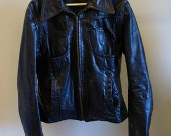 Early 1970's Easy Rider Motorcycle Jacket SALE