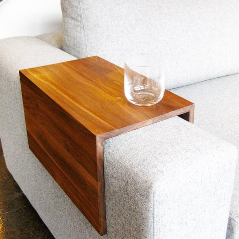 The original couch arm wrap solid wood by blisscraftandbrazen