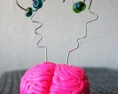 Bubblegum Thinking Brain