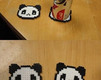 8bit Panda coaster