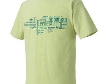 Lapponian Herder Garment Dyed Cotton T-shirt