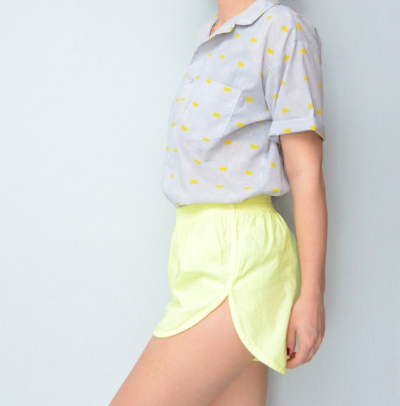 Vintage NEON fluo 80s Shorts