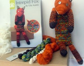 Intrepid Fox Knit Kit