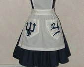 Amazing Custom American McGee's Alice Dress - Gothic Wonderland Costume