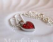 Sparkle Heart Pendant