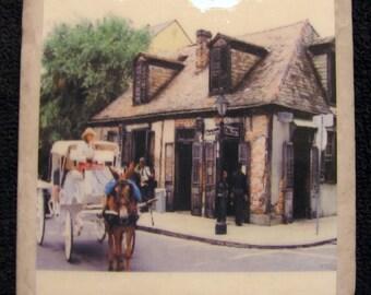 Lafitte's Pirate Bar Bourbon St. French Quarter New Orleans