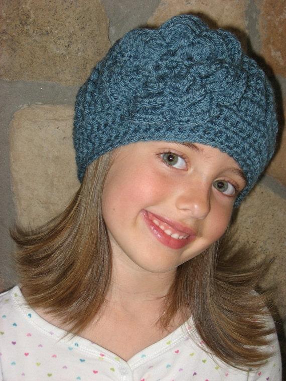 Hat Crochet Pattern Primrose Crochet Hat Pattern for Baby or