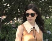 Easy Collar Pattern PDF - Detachable - Pointy - DIY Sewing Fashion