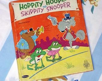 Hoppity Hooper Vs. Skippity Snooper 1966 Whitman Tell-A-Tale