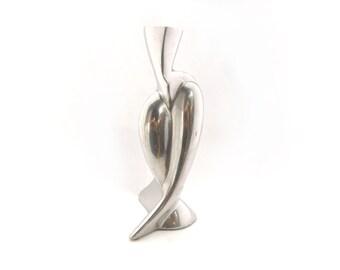Curvy Sculptural Candlestick