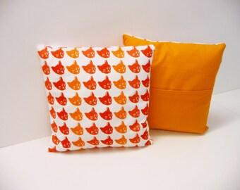 TriColor Cat Cushion - original design