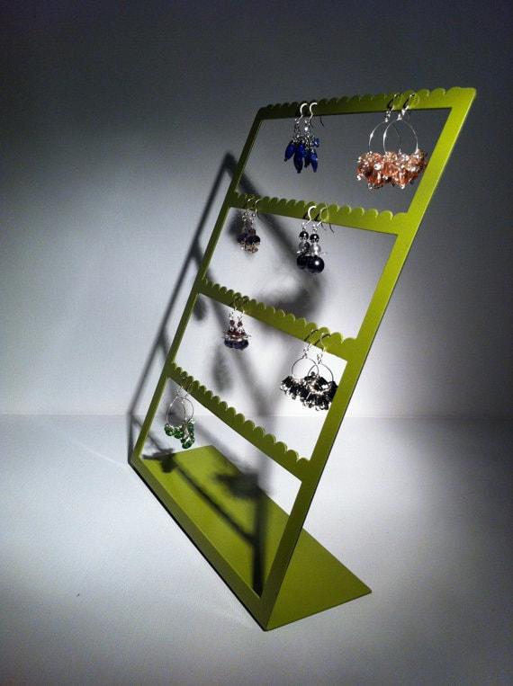 "Made To Order Earring Holder/Display ""Rack"""