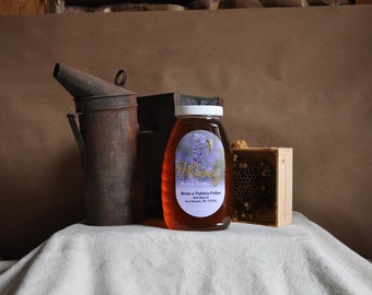 Pure, raw honey from the Catskill Mountains