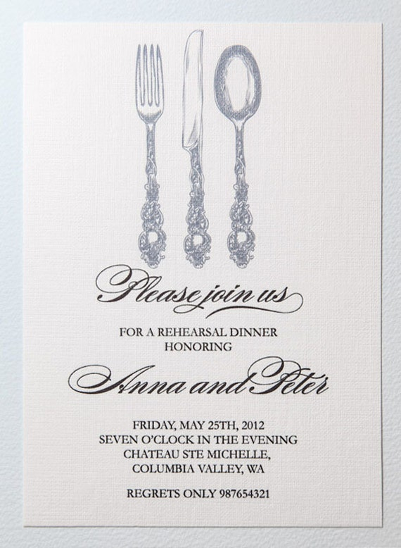 Rehearsal Dinner Invitations Etsy for your inspiration to make invitation template look beautiful