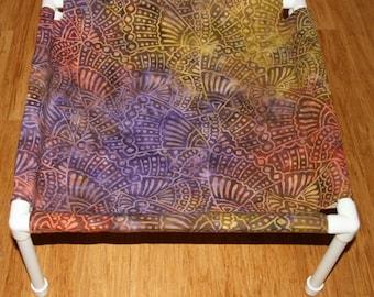 The Pet Hammock, Batik Cotton