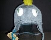 Baby monster hat