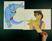Aladdin's Magic Genie Rub