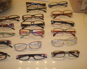 Handpainted Reading glasses
