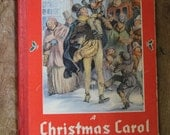 A Christmas Carol - Vintage Classic Book by Charles Dickens