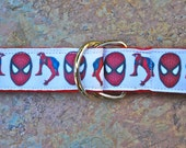 Baby/Children's Spiderman Belt - X Small and Small ONLY