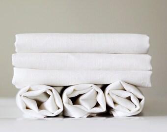 White napkins - linen napkin set -cloth white - dinner napkins set of 12-size white napkin set in size16x16 inch   0248