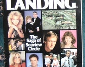 Knots Landing: The Saga of Seaview Circle by Laura Van Wormer, First Edition, 1986, Paperback Rare Out of Print