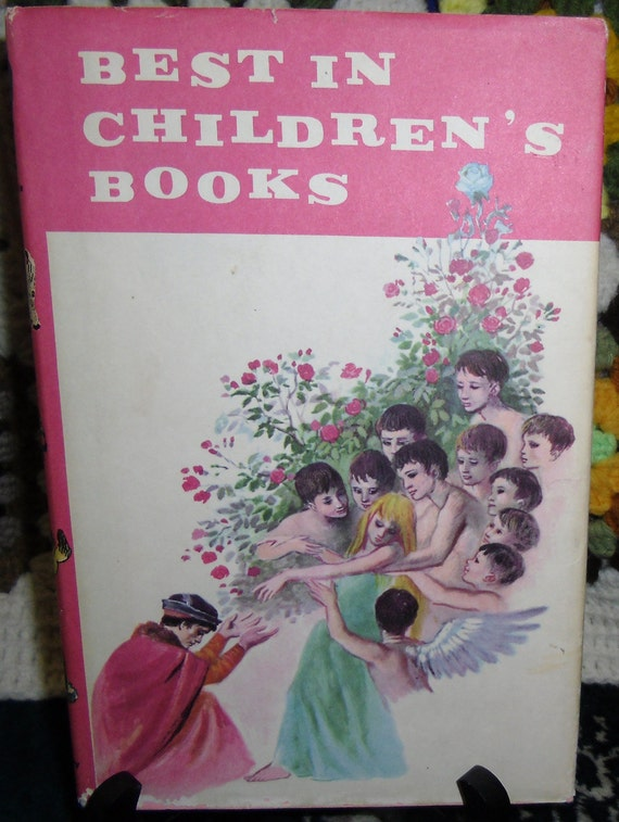 Vintage Book - Children's Book, Best in Children's Books Volume 26, Richard Scarry Illustrations, Nelson Doubleday Inc.1959, First Edition
