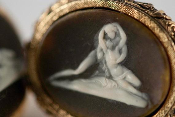 Dante Museum Masterpiece Collection Cufflinks