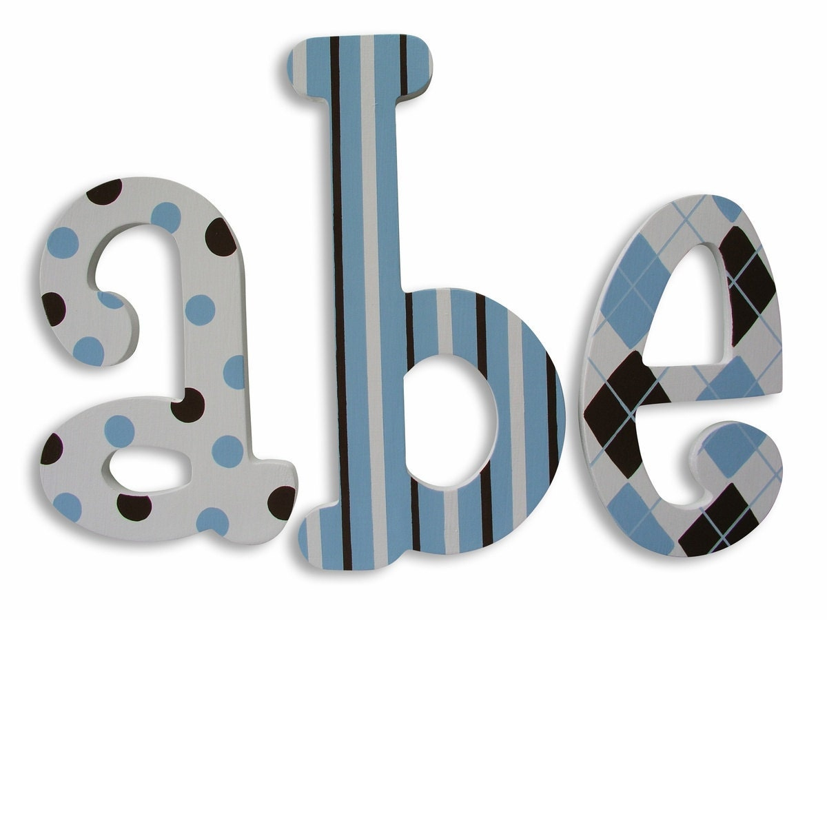 wall decor baby photo prop wooden letters wall letters wooden