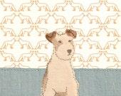 Fox Terrier Collage