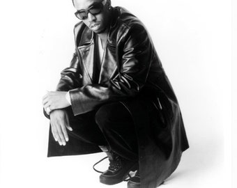 Puff Daddy Publicity Photo    8 by 10 inches