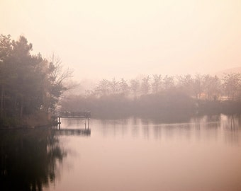 Misty morning - fine art photography print