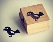Little bird stamp