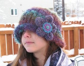 Woman's Knit Hat Many Colors