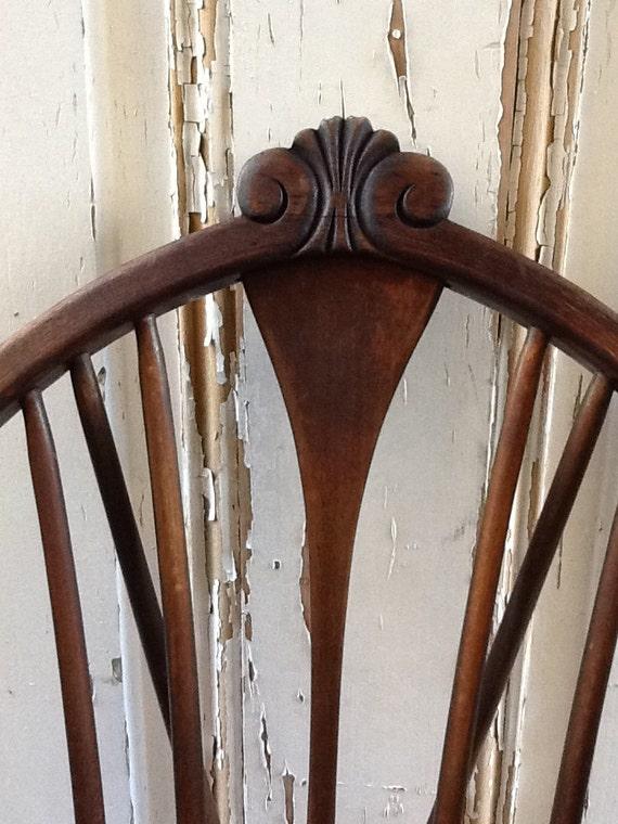 Karpen Antique Windsor Chair...Reduced