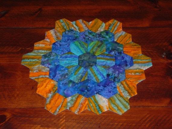 Hexagon Table Mat