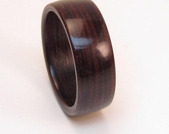 Simply Wood Wenge Bentwood Ring