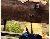 Mickey Mouse Disney inspired Slushy Crochet Bag Purse 100% Cotton with Grosgrain Ribbon Pull Strap