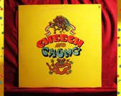 Cheech and Chong / Self Titled Debut Album / Ode Records / LP / 1971