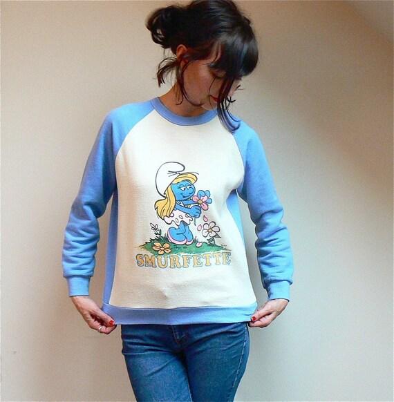 Smurfette Sweatshirt