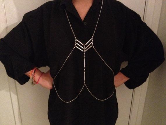 Body Chain Harness - LAST ONE