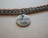 Simplify Talisman