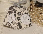Birthday Just for You  Gift Tags OOAK