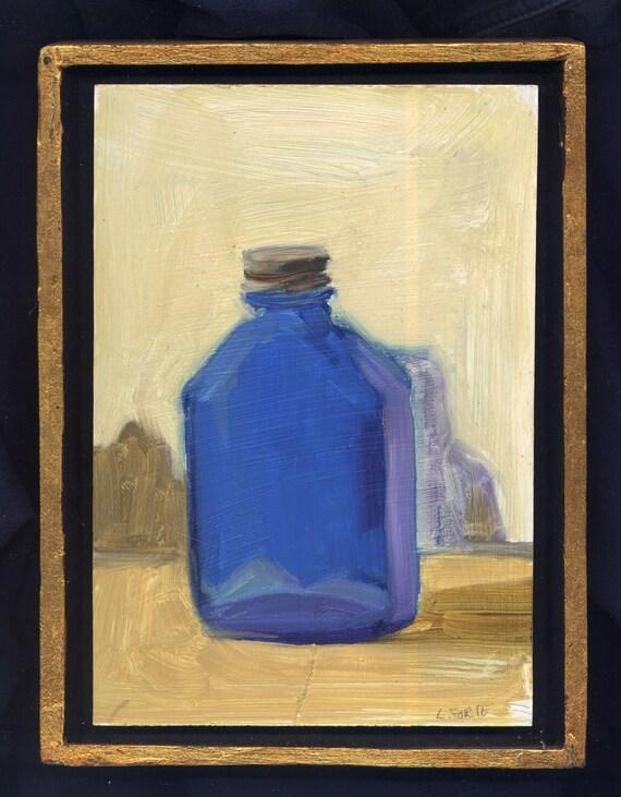 Blue Lavender Bottle