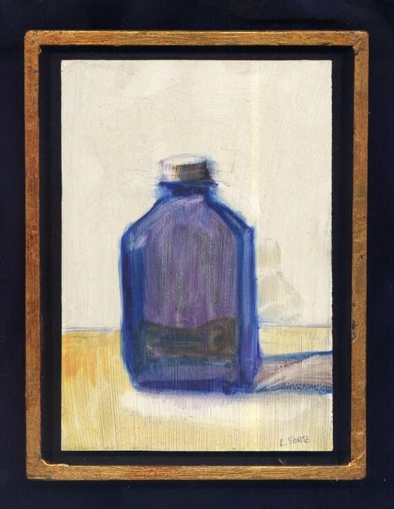 Blue bottle Thin